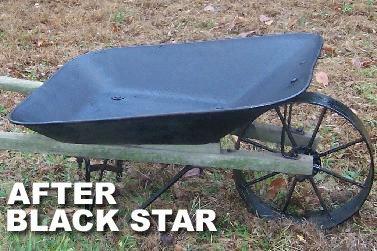 BEST SUPPLY MROChem Black Star Rust Converter - Converts Rust on...