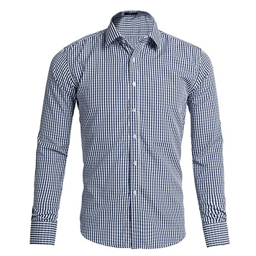 dress shirts untucked with jeans - 2