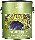 Modern Masters 180069 Nickel Metallic House Paint