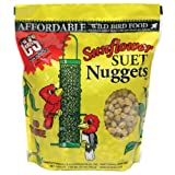 C  and  S CS06110 Sunflower Suet Nuggets