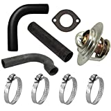 Clamps Thermostat Radiator Hose Kit Made for Ford Tractor 700 800 900 2000 4000 NAA