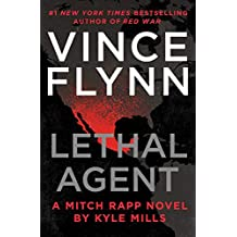 Lethal Agent (A Mitch Rapp Novel Book 16)