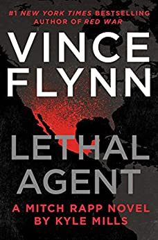 Lethal Agent Mitch Rapp Novel ebook product image