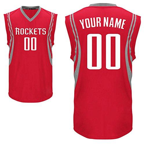 Houston Rockets Fan Shop: Rockets Customized Jersey, Rockets Personalized Jersey
