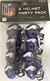 Riddell 9585533018 Minnesota Vikings Team Helmet Party Pack