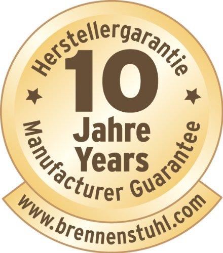 Brennenstuhl 1391000916 Prolongateur Multiprise Premium-Alu-Line Technique 16 Prises Duo 8 Prises commutables 3 m Argent//Noir
