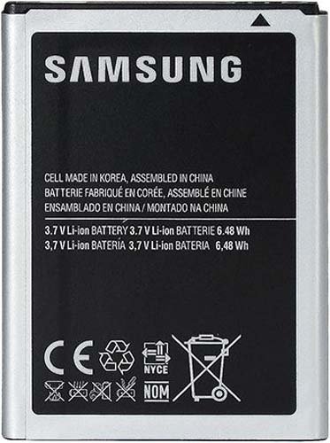 Cheap Replacement Batteries Samsung EB494865VO Galaxy Prevail 2 Ring Battery Original OEM - Non-Retail Packaging..