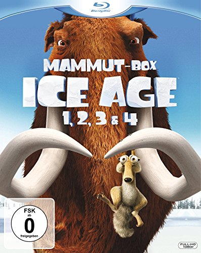 ice age box set - 6