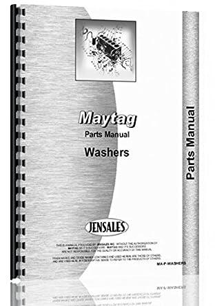 maytag washer parts manual amazon ca tools home improvement rh amazon ca maytag 2000 series washer parts manual maytag atlantis washer parts manual
