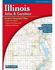 Illinois Atlas and Gazetteer (Fifth Edition)