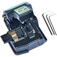 AIHOME Optical Fiber Cutter Cleaver Series 16 Cut Point Precision Cut Cutting Tool Hs-30