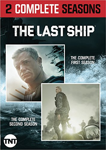 The Last Ship Season 1 and Season 2 (DVD)