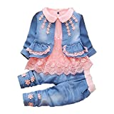 YYA Leisure Spring Trend 3 Pieces Sets