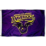 Minnesota State Mavericks Mavs University Large College Flag For Sale