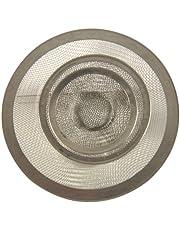 Danco 88820 2-1/2-Inch Lavatory Mesh Strainer, Stainless Steel