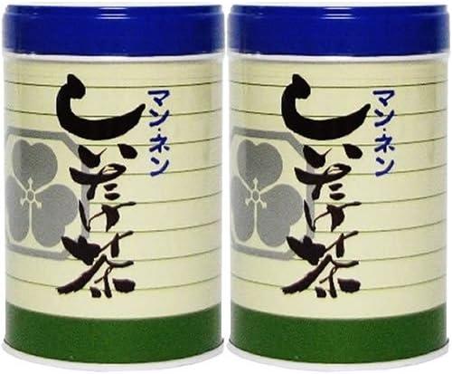 マンネンしいたけ茶80g×2個