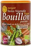 Marigold Organic Bouillon Powder 500 g (Pack of 2)