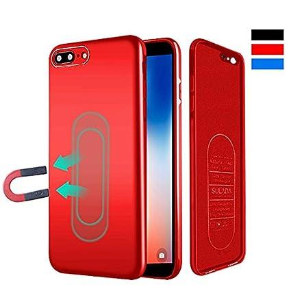 Amazon.com: Carcasa para iPhone, ultra delgada, magnética ...