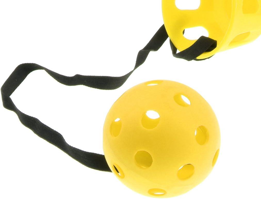 Baoblaze Lazamiento de Pelota en Copa de Cono Juego de Cuerda ...