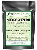 Pyridoxal-5-Phosphate - Bio-Active Form of Pyridoxine Powder, 12 oz