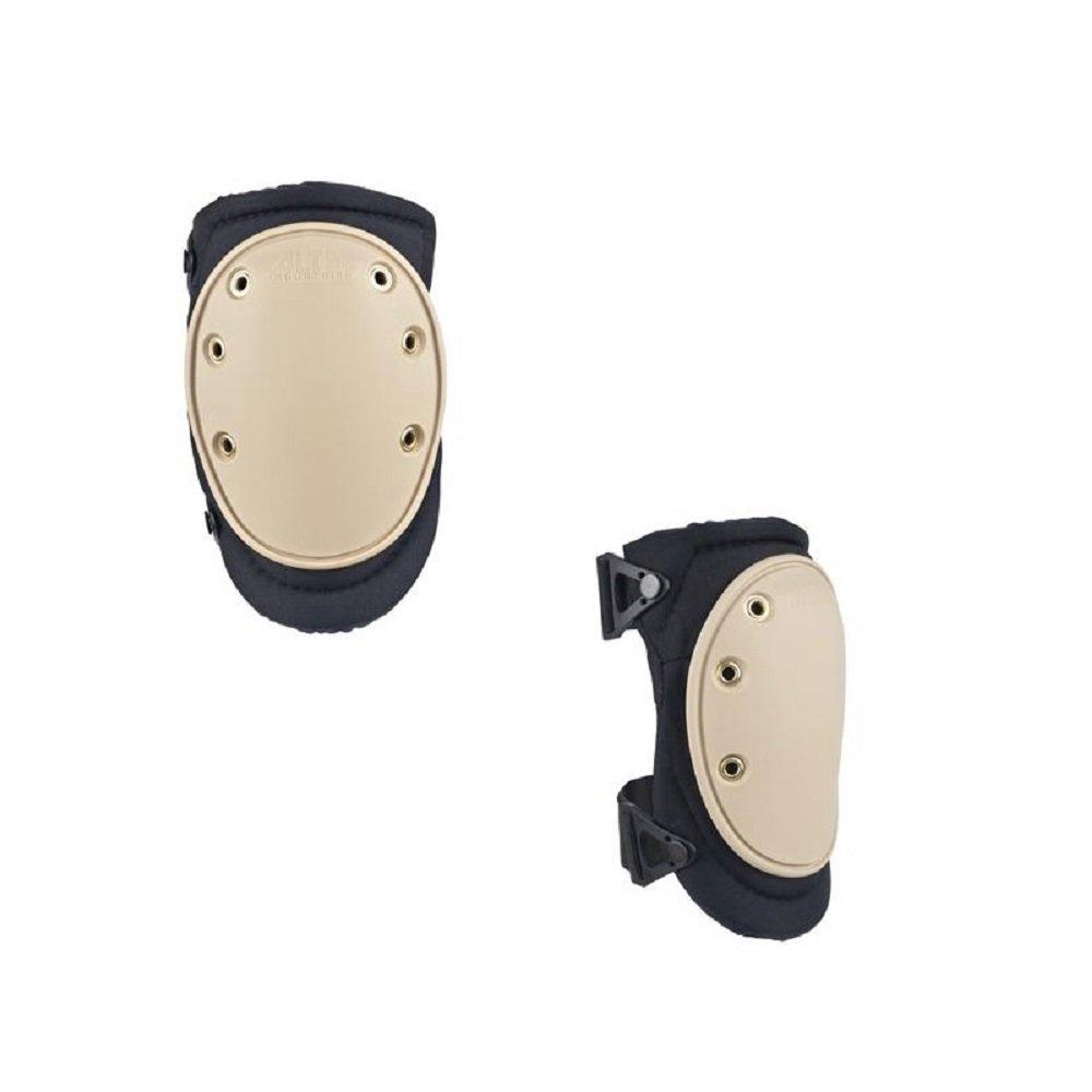 Black NOMAR Knee Pads W//Buckle Fastening S 50423 ALTA