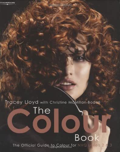 The Colour Book: The Official Guide to Colour for NVQ Levels 2 and 3
