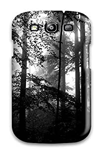[FImpwJH1210WTIpb]premium Phone Case For Galaxy S3/ Forest Tpu Case Cover