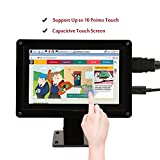 Raspberry-Pi-Screen-iUniker-5-inch-Multi-Touch-Capacitive-Pi-Touch-Screen-800×480-Resolution-Free-Driver-HDMI-Raspberry-Pi-Monitor-With-Stand-Case-for-Raspberry-Pi-3-Pi-2-B-Screen-with-Stand-Case