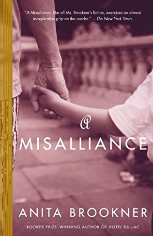 book cover of A Misalliance