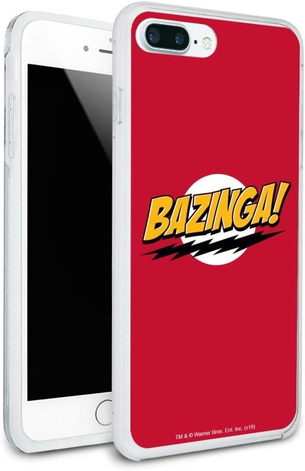 The Big Bang Theory Sheldon Bazinga - Custodia protettiva in gomma ...