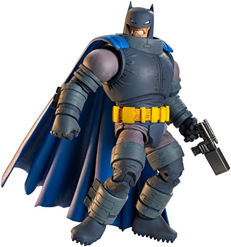 DC Comics Multiverse The Dark Knight Returns Armored Batman Figure (Batman Dark Knight Toy)