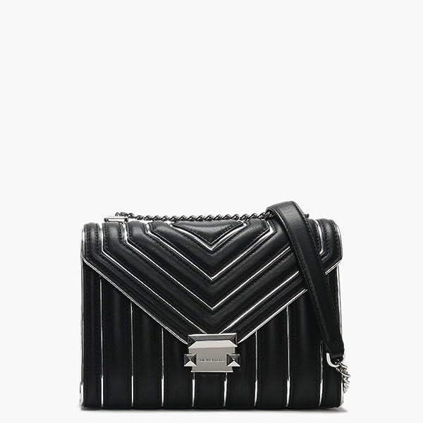 MICHAEL Michael Kors Whitney Quilted Large Shoulder Bag