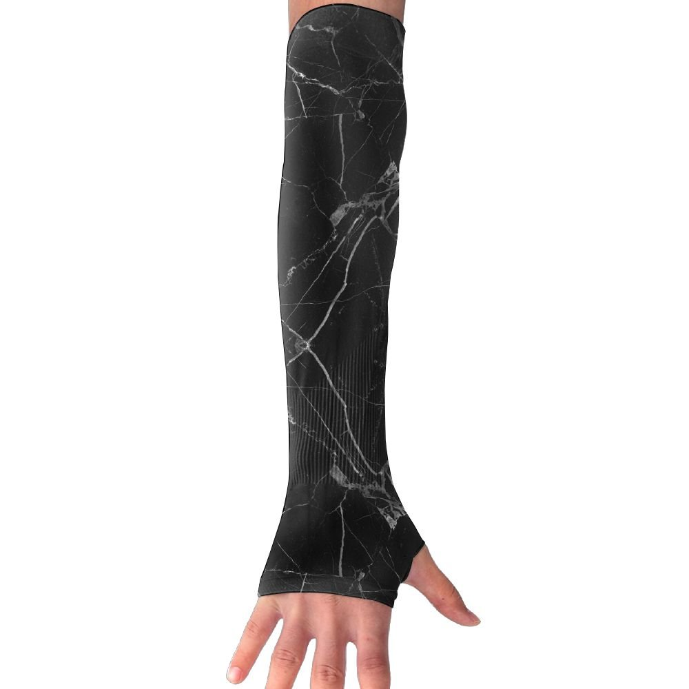 Suining Unisex Creative Rupture Style Sunscreen Outdoor Athletic Arm Warmer Long Sleeves Glove