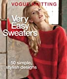 Vogue® Knitting Very Easy Sweaters: 50
