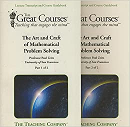 the art and craft of mathematical problem solving by paul zeitz
