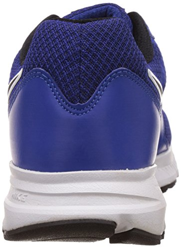 NIKE - NIKE DOWNSHIFTER 6 MSL - 684658 406 - Chaussures dathlétisme - Homme - Taille: 42.5 - Bleu / Noir / Blanc