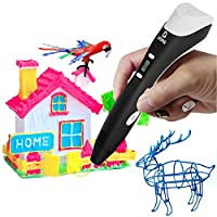 Kimitech Professional Printing 3D Pen Upgrade Intelligent 3D Pen for Kids