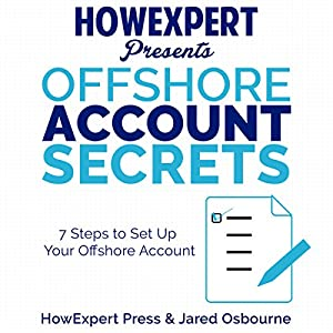 Offshore Account Secrets Audiobook