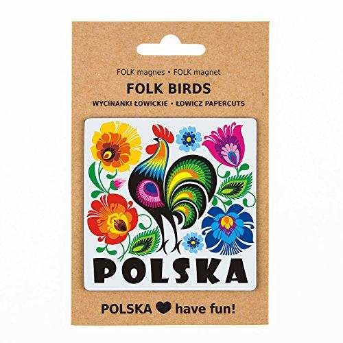 Folk Rooster - 8