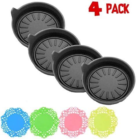 ArtJ4U Coasters Silicone Removable Universal product image