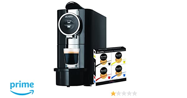 Amazon.com: Barsetto Espresso Machine with 20 capsule sampler pack: Kitchen & Dining