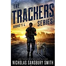 Trackers: The Complete Four Book Series (A Post-Apocalyptic Survival Thriller)