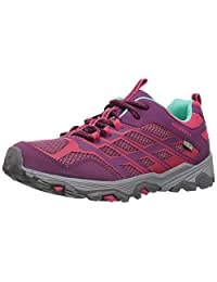 Merrell Girl's Ml-G Moab Low WTRPF Hiking Shoes