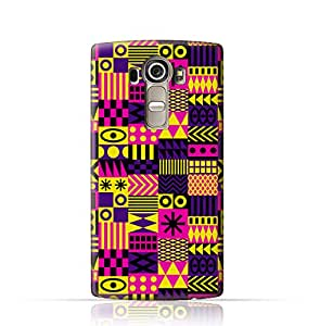 LG G4TPU Silicone Case with Seamless Fashion Trend Pattern Design, Multi Color - LGG412168