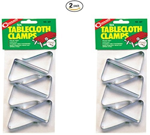 Coghlan's 527 Table Cloth Clamp by Coghlan's