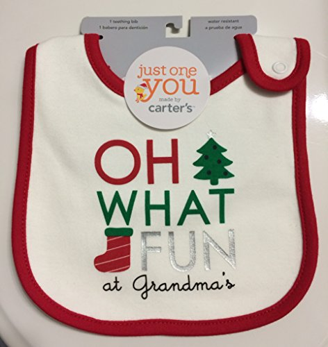 Carters Just What Grandmas Christmas