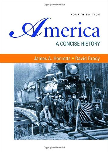 america concise history - 7