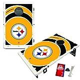 Best Baggo Victory Tailgate Bean Bag Toss Games - Victory Tailgate Pittsburgh Steelers NFL Baggo Bean Bag Review