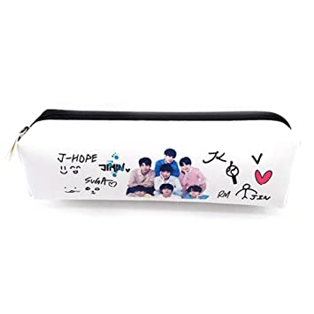 Fast Delivery! UK Seller BTS Bangtan Boys Kpop Pencil Case//Make up Bag Small