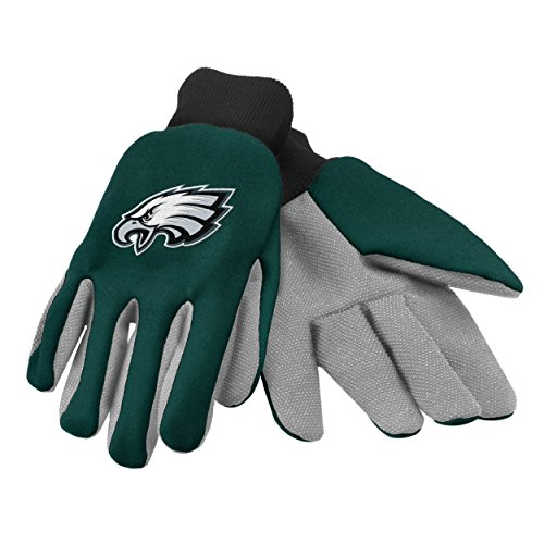 Forever Collectibles 74217 NFL Philadelphia Eagles Colored Palm Glove from FOCO
